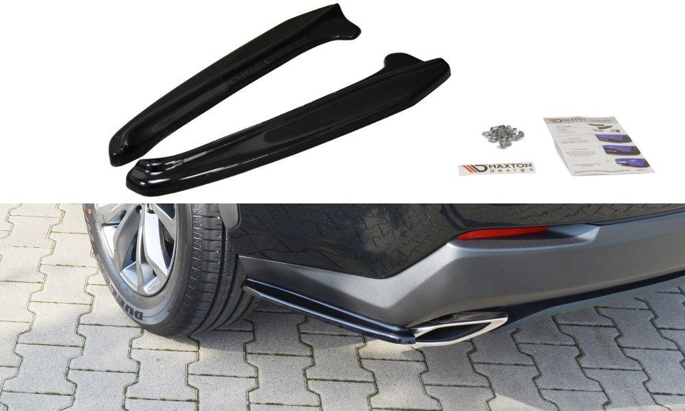 Splittery Tylne Boczne Lexus NX Mk1 T - GRUBYGARAGE - Sklep Tuningowy